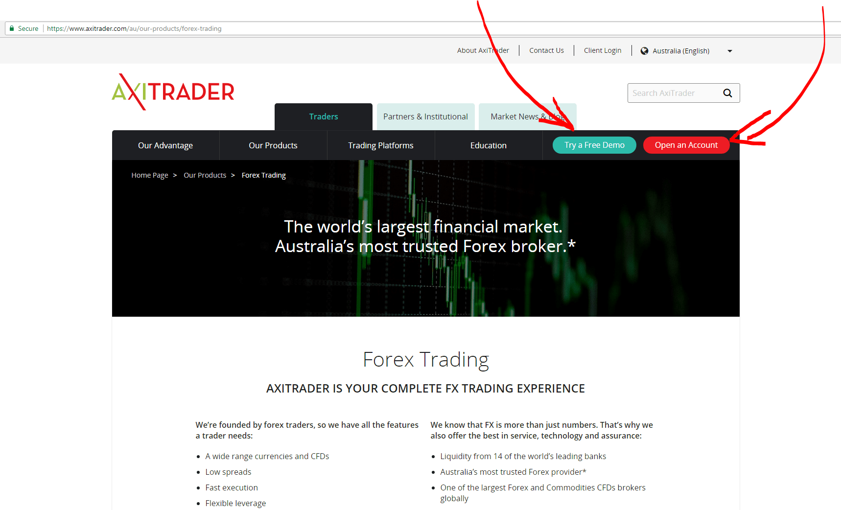 Forex trader download