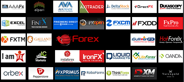 What forex companies do