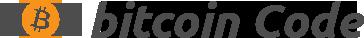 Bitcoin Code Software Logo