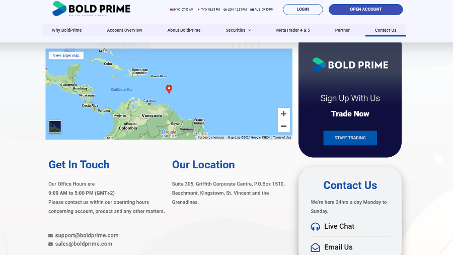 Bold Prime Brokers Malaysia