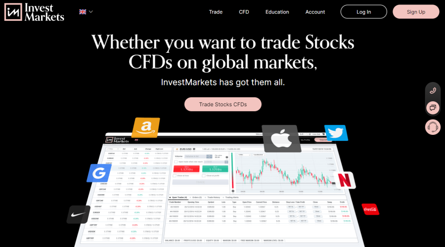 InvestMarkets Reviews