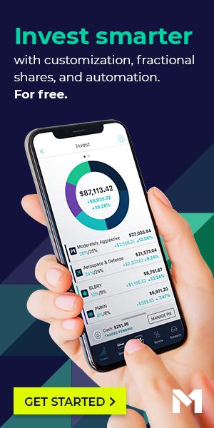 Smarter Investing: M1Finance.com