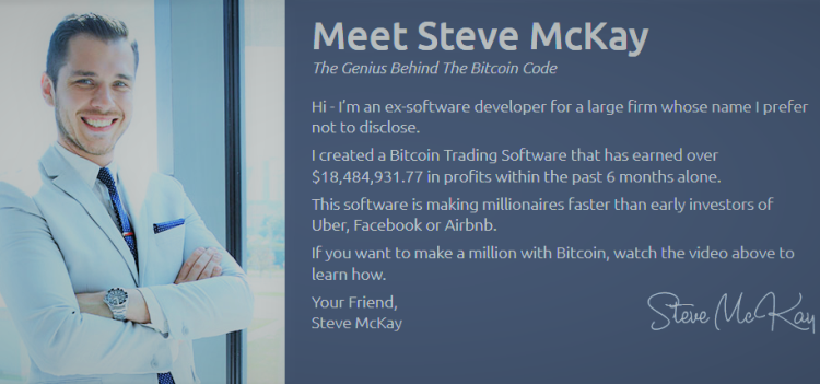 Bitcoin Code App Scam